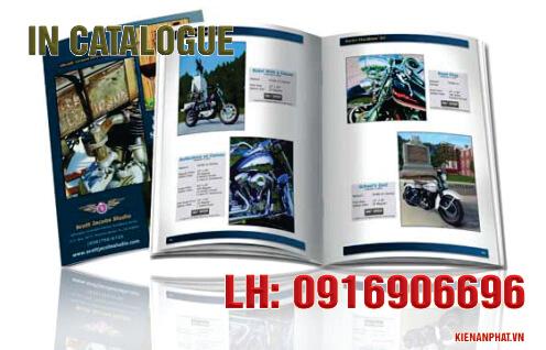 In catalogue chuyên nghiệp tại TPHCM