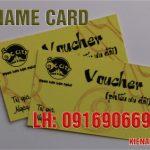 in name card tại hcm