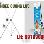 in standee cường lực