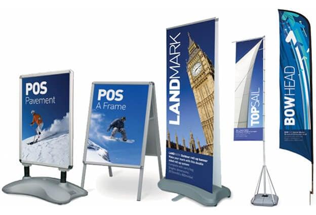 Các mô hình in ấn hào hảo và bắt mắt, phục vụ cho việc quảng bá thương hiệu của khách hàng