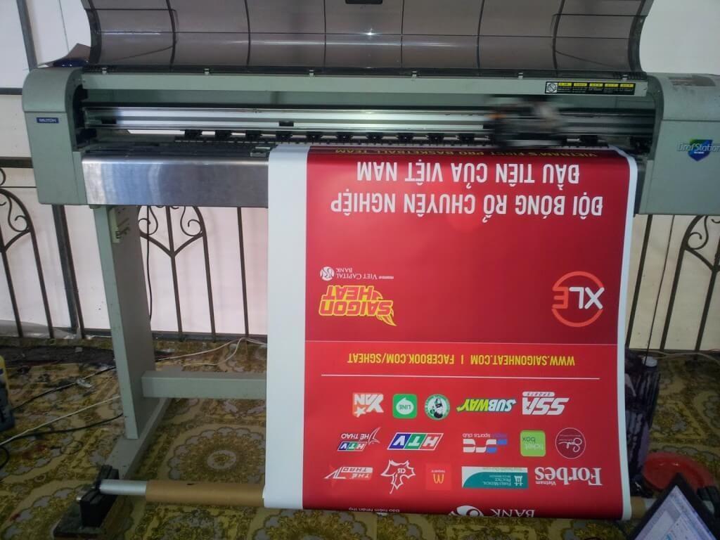 Ứng dụng in hiflex trong quảng cáo