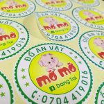 Lý do nên chọn in tem nhãn của Kiến An Phát
