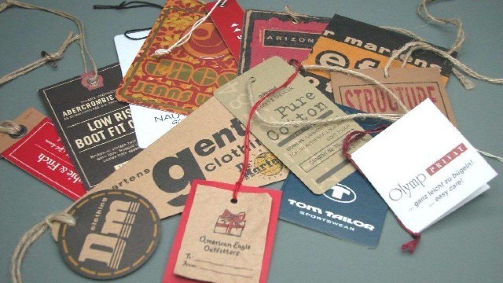 Kiến thức in ấn về thẻ treo sản phẩm